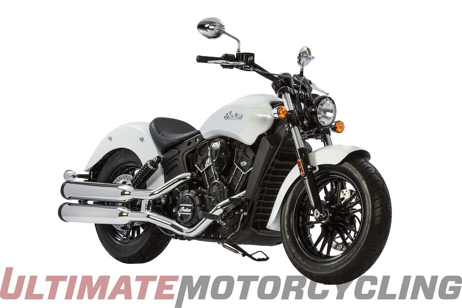 2016 Indian Scout Sixty Unveiled | Under $9K