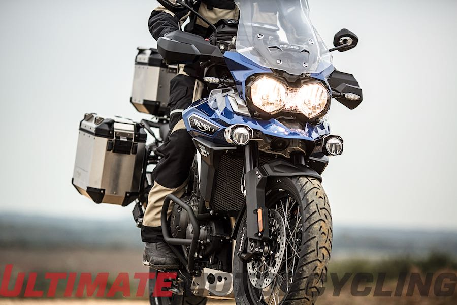 2016 Triumph Tiger Explorer Preview 5 New Models
