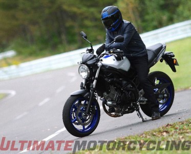 2017 Suzuki SV650 Unveiled preview horsepower