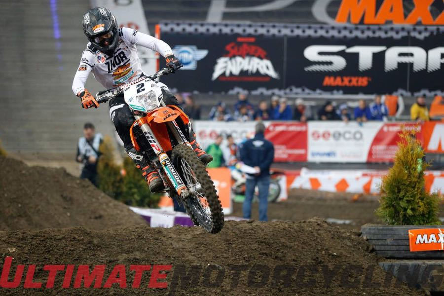 KTM Riders Dominate Lodz SuperEnduro; Cody Webb Wins