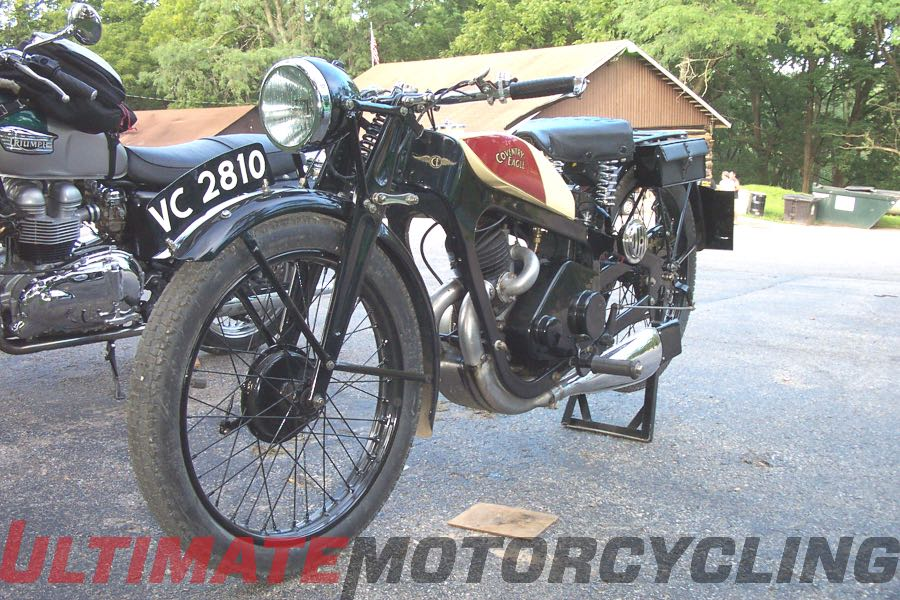 Rare Motorcycles - The Top 5 Coventry Eagle