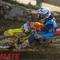 Ronnie Stewart & Vicki Golden Sign with Suzuki for 2016 SX