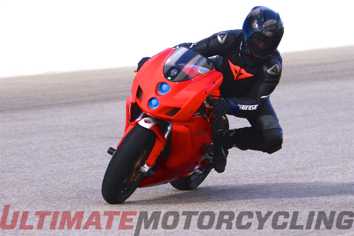 Star Motorcycle School With Jason Pridmore Review