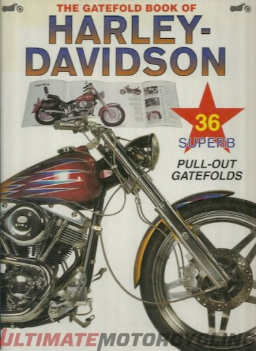 The Gatefold Book of Harley-Davidson | Rider's Library