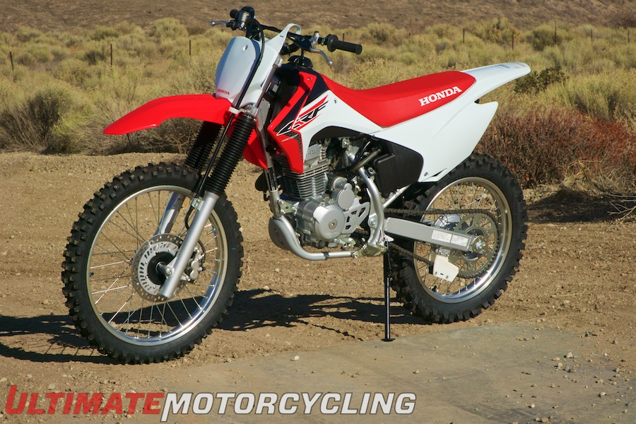 2016 Honda Crf230l Review Off Road Test