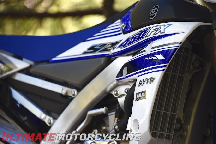 2016 Yamaha Yz450fx Review First Test