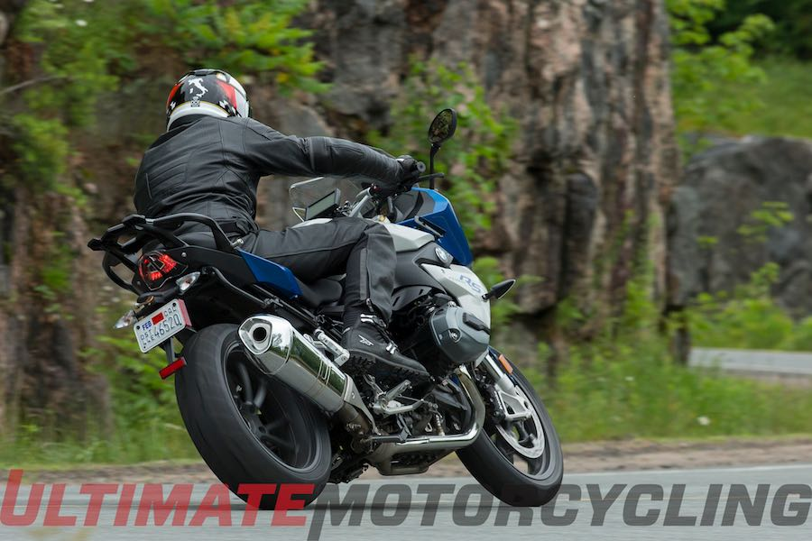2016 BMW R 1200 RS Test boxer