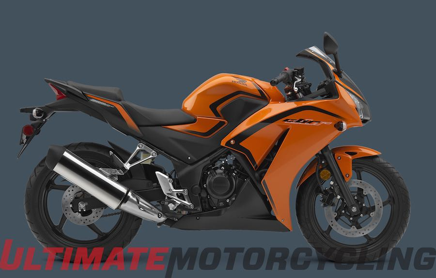 2016 Honda CBR300R review