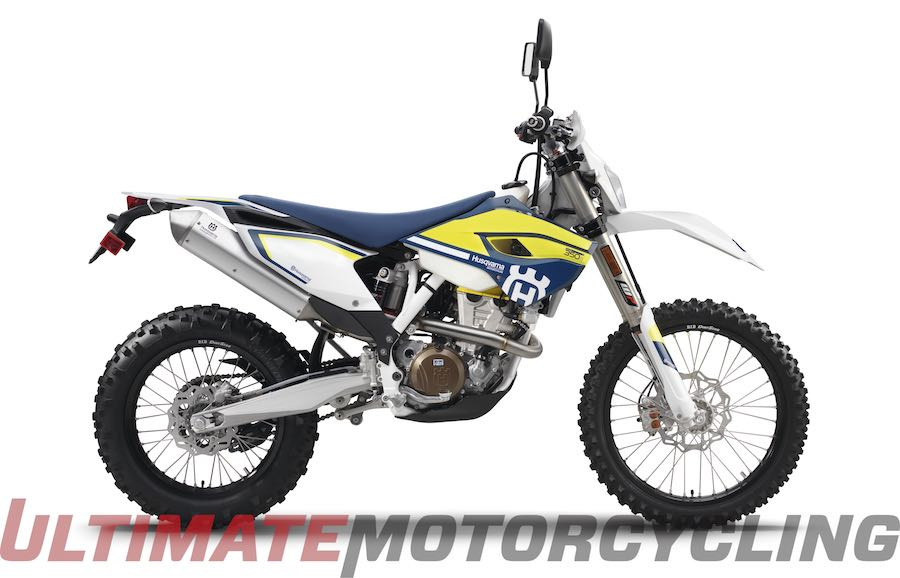 2016 Husqvarna FE 350 S review