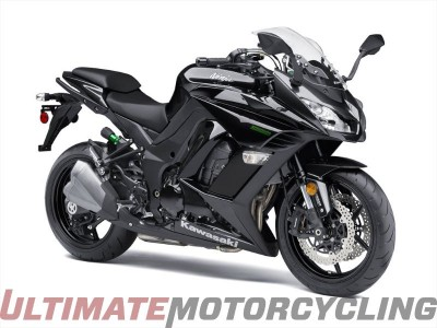 2016 Kawasaki Ninja 1000 ABS colors black
