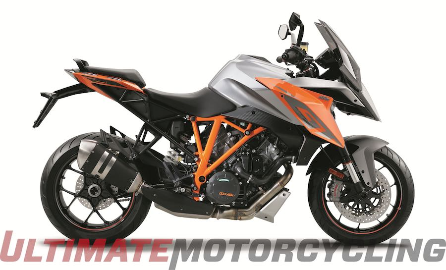 2017 KTM 1290 Super Duke GT | Buyer's Guide