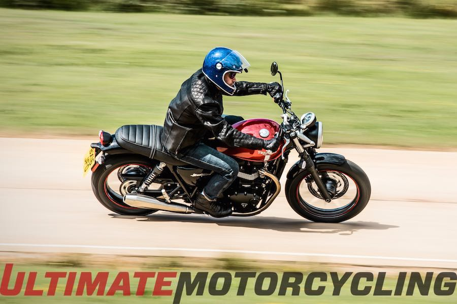 Top 30 Motorcycles To Ride In 2016 | Editor's Choice Triumph Street Twin