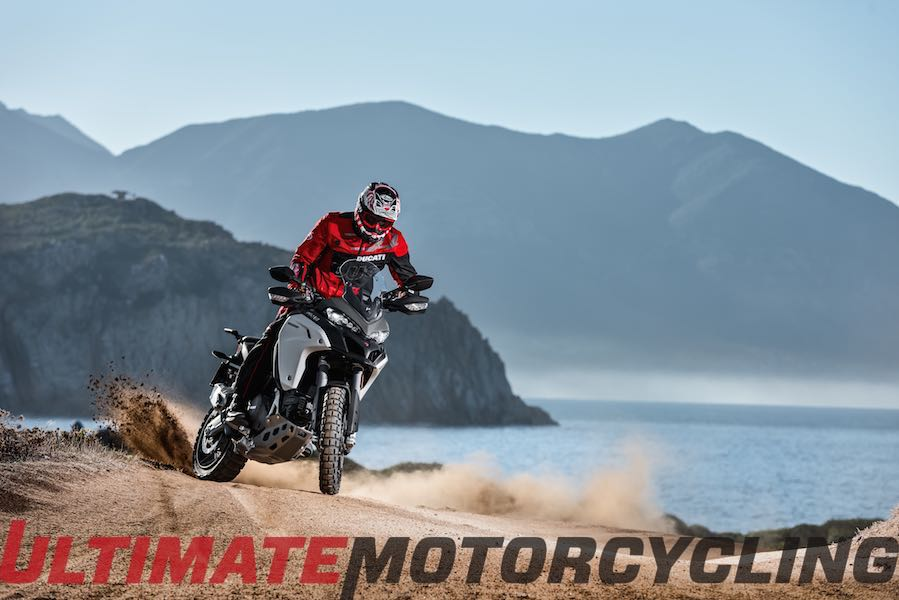 Top 30 Motorcycles To Ride In 2016 | Editor's Choice Ducati Multistrada 1200 Enduro