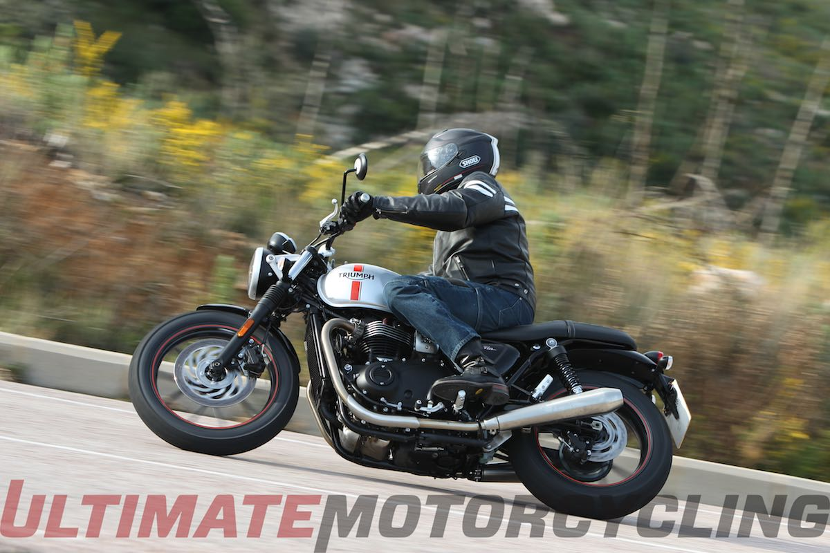 2016 Triumph Street Twin Review 900ht First Test