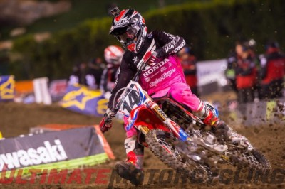 2016 Anaheim 2 Supercross Commentary Honda Trey Canard