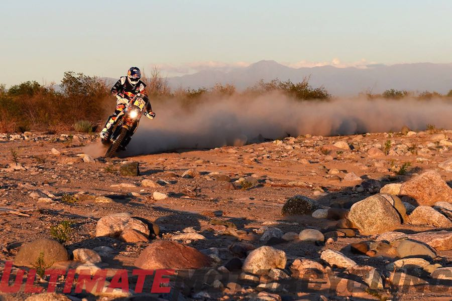 Dakar Rally 2016 Stage 9 Results - KTM's Price Again!