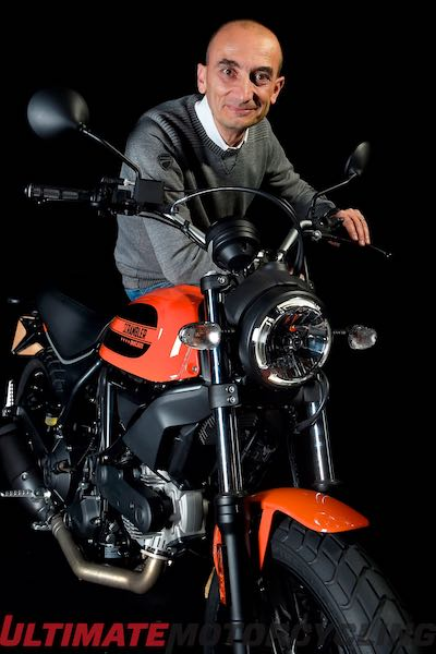 Record Ducati Sales Posted in 2015 | Claudio Domenicali Scrambler 400
