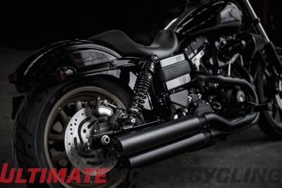 2016 Harley-Davidson Low Rider S top speed
