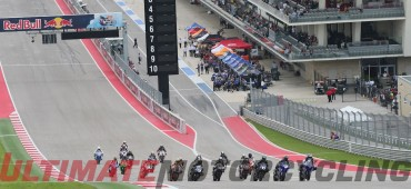 MotoAmerica Dunlop Tire Test Set for COTA in March