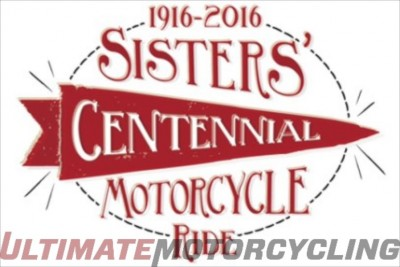 Sisters Centennial Motorcycle Ride 2016