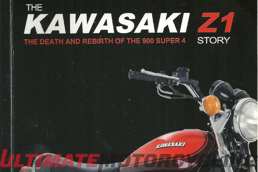 The Kawasaki Z1 Story review