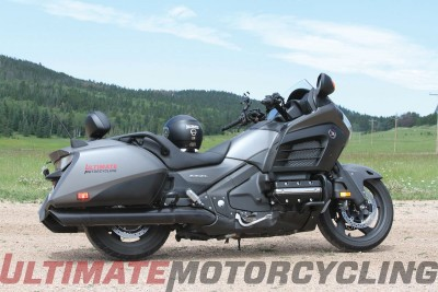 40 Years of the Honda Gold Wing F6B