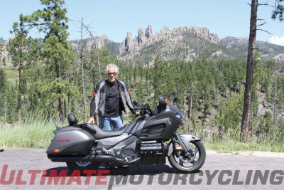 40 Years of the Honda Gold Wing F6B Review