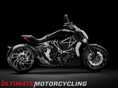 Ducati XDiavel Static Right