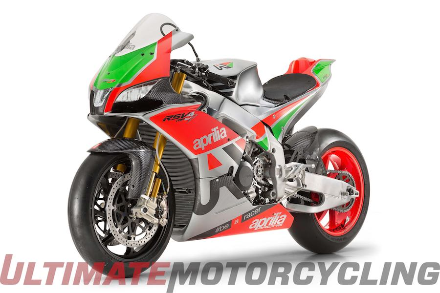 Aprilia RSV4 R-FW - Basically a 230+HP World SBK Contender