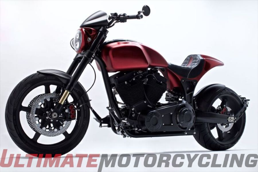 Arch Motorcycle Company Choose Michelin for KRGT-1