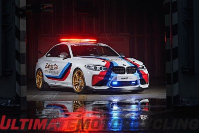BMW M | Official Car of 2016 MotoGP