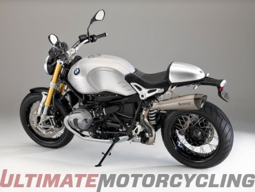 BMW R nineT Sport Released for UK Motorcyclists Only