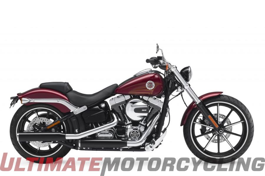 2016 Harley-Davidson Softail Breakout | Buyer's Guide