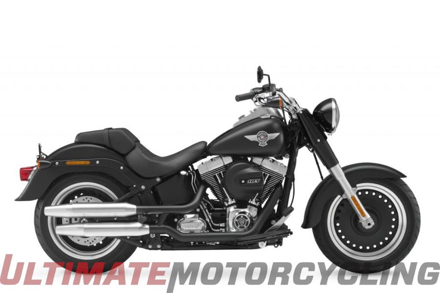 2016 Harley-Davidson Softail Fat Boy Lo | Buyer's Guide