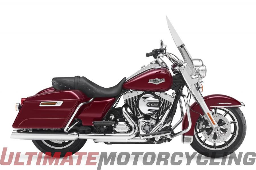 2016 Harley-Davidson Road King | Buyer's Guide