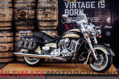 Jack Daniel's Indian Chief Vintage Unveiled
