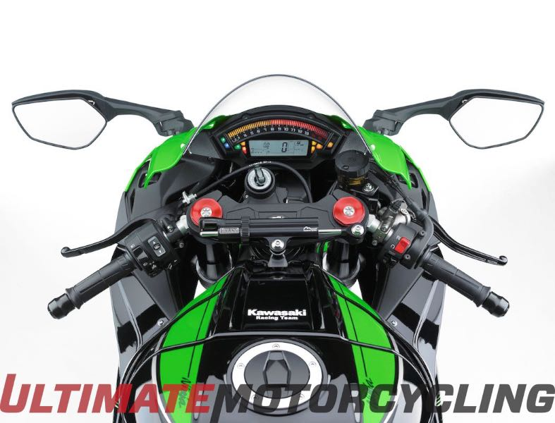 2016 Kawasaki Ninja ZX-10R Recall For Possible Bolt Breakage