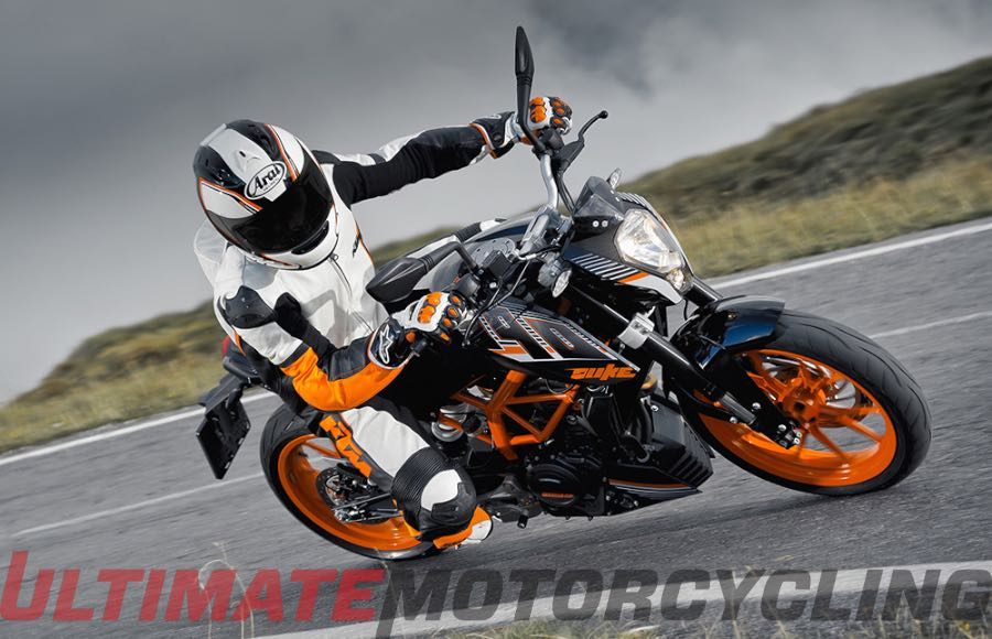 M Gymkhana Racing Program Supported by KTM
