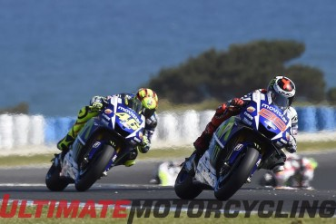 MotoGP Testing Heads Down Under to Phillip Island