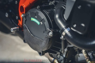2017 KTM Super Duke GT clutch