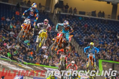 Supercross Standings