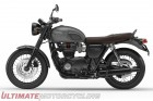 2016 Triumph Bonneville T120 left side