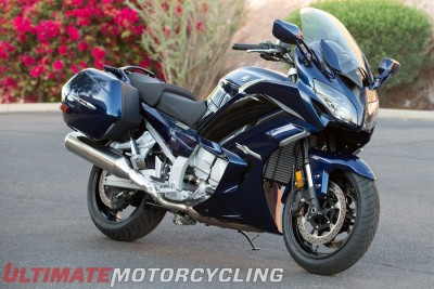 2016 Yamaha FJR1300ES Test Ride