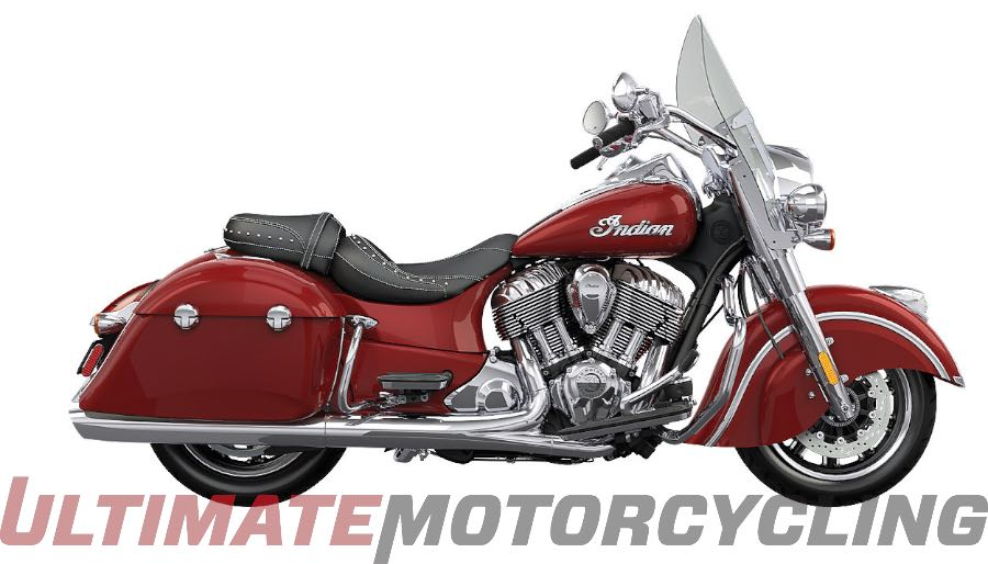 2016 Indian Springfield price