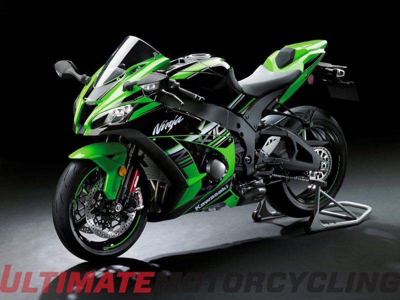 2016 Kawasaki Ninja ZX-10R ABS (KRT Edition) | Buyer's Guide