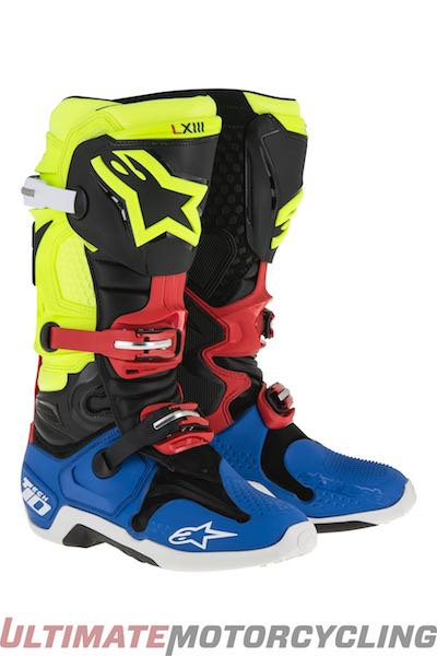 Alpinestars Tech 10 A1 Special Edition | Boot Review