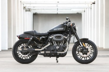 2016 Harley-Davidson Roadster | Blacked Out, Low Price