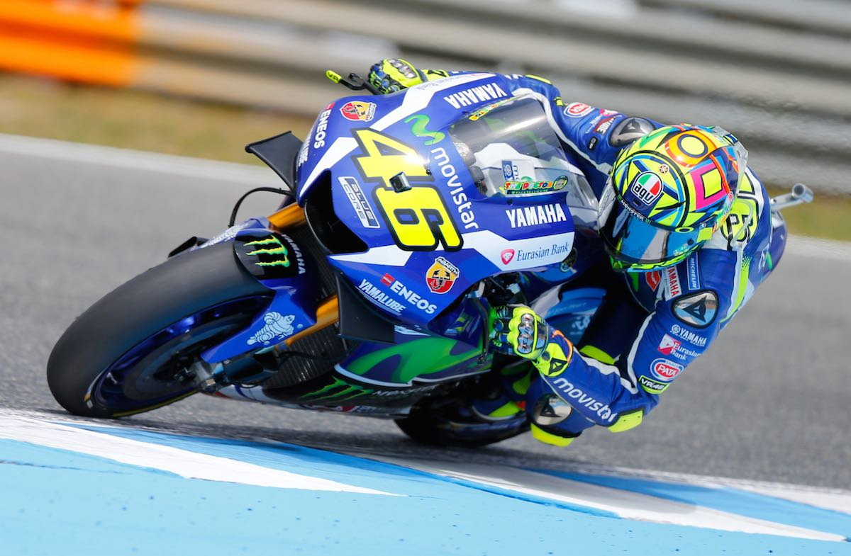2016 Jerez MotoGP Qualifying Results | Rossi Claims 62nd Pole