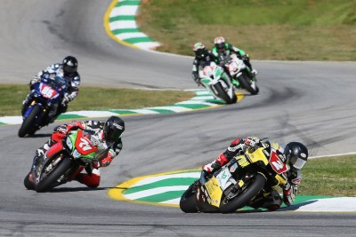 Road Atlanta MotoAmerica Josh Herrin race two
