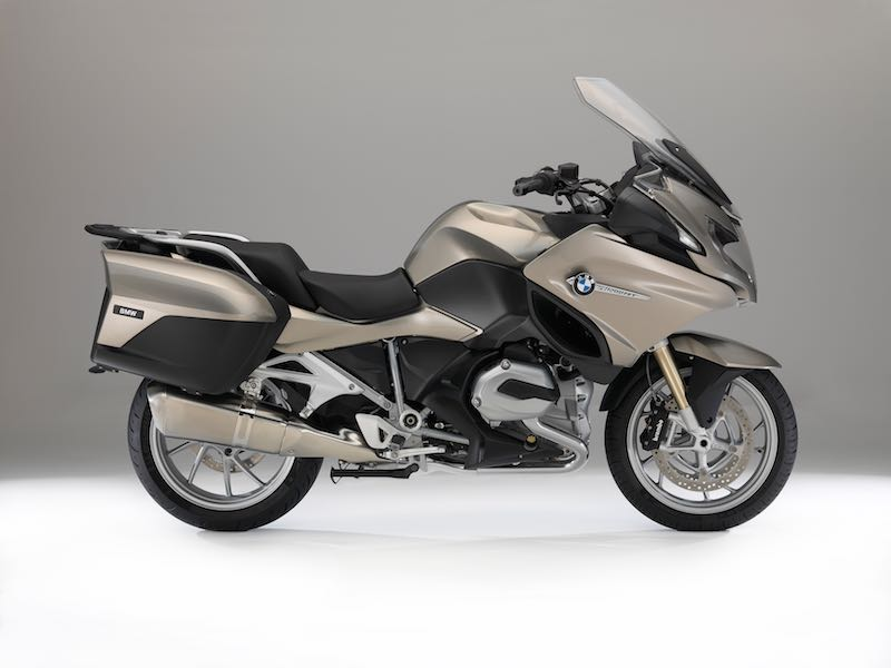 2016 BMW R 1200 RT price